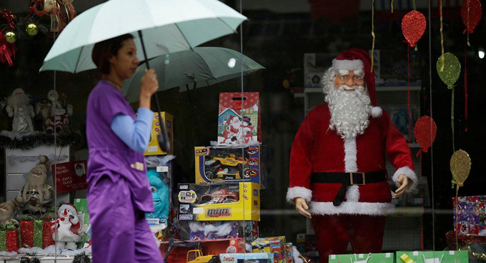 Celebración de Navidad y Año Nuevo en Venezuela