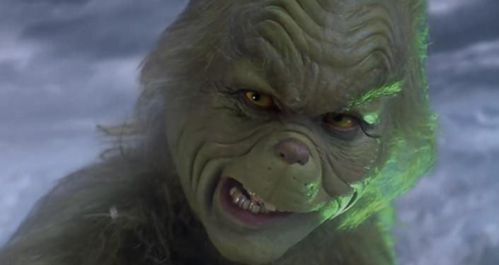 Grinch, personaje navideño de ficción
