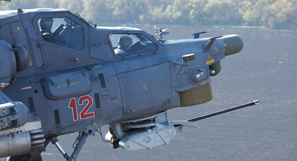 Mi-28N 'Cazador Nocturno'