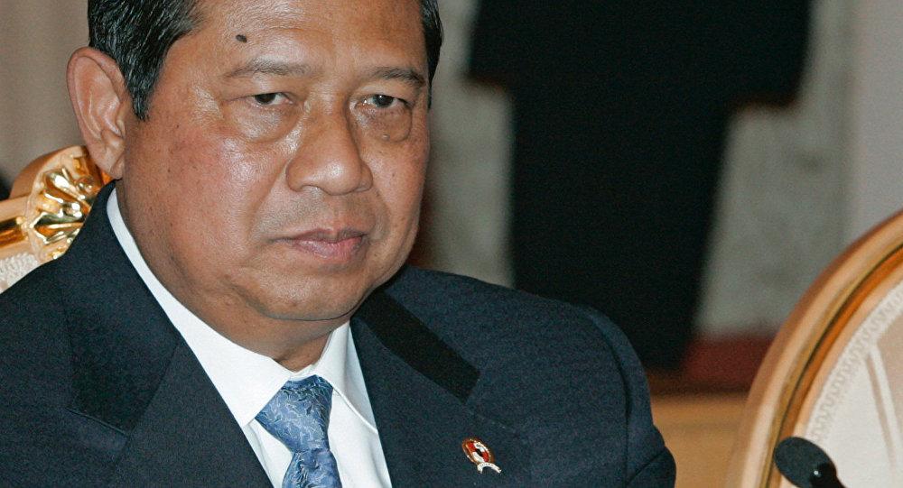 El presidente de Indonesia Susilo Bambang Yudhoyono (archivo)