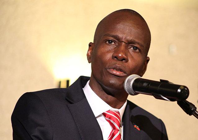 Jovenel Moïse, presidente electo de Haití