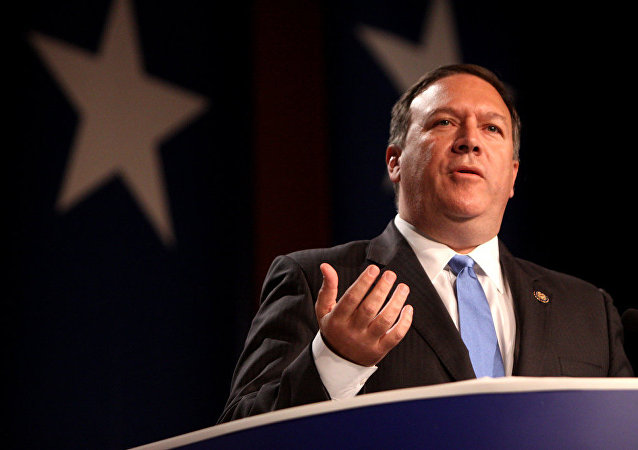 Mike Pompeo, secretario de Estado de EEUU (archivo)
