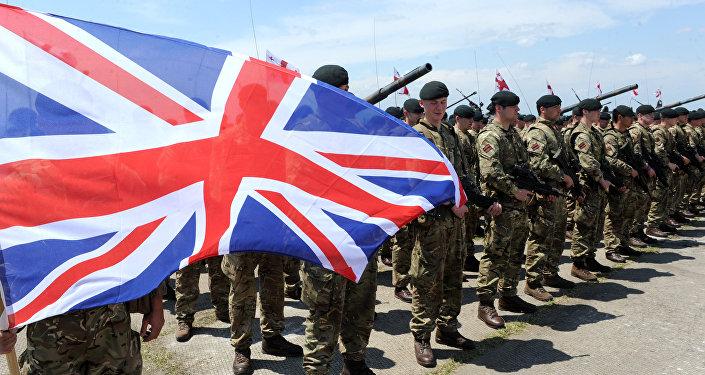Militares británicos
