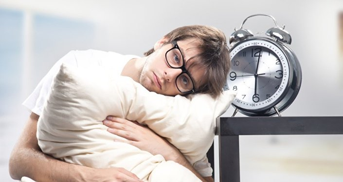 La falta de sueño
