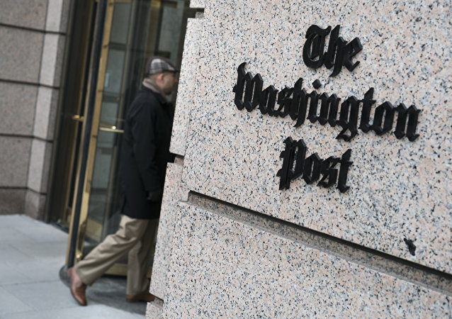 Logo de Washington Post