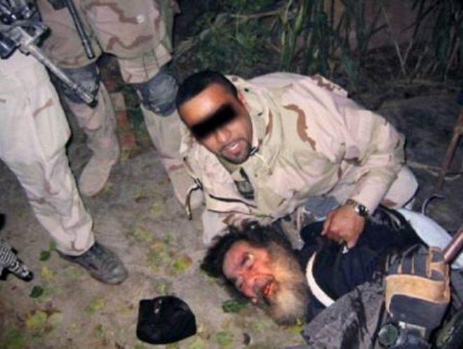 Captura de Sadam Husein, 13 de diciembre de 2003