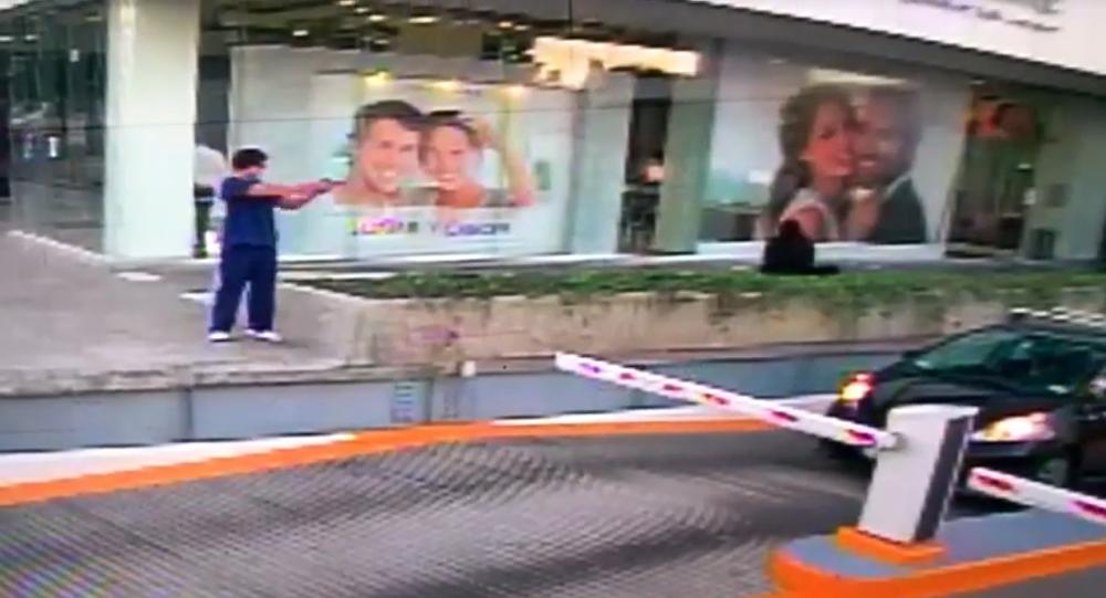Disparan contra funcionario consular estadounidense en México