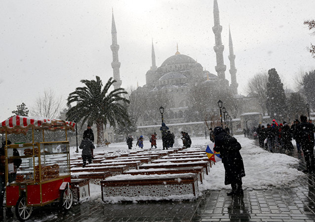 Nevada en Estambul