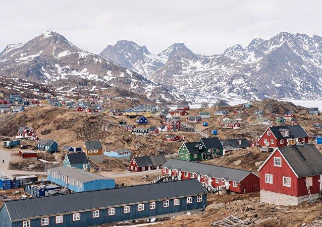 Comunidad de Tasiilaq en Groenlandia