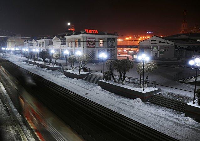 Ferrocarril Transsiberiano