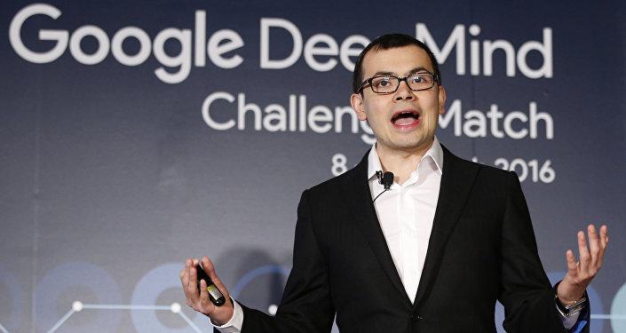 Demis Hassabis, lider del proyecto Google DeepMind
