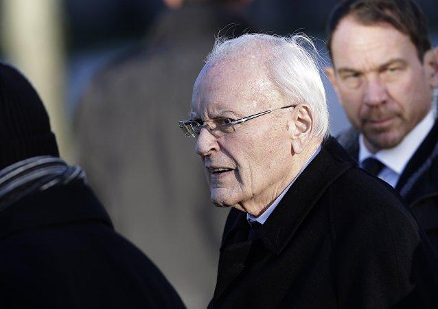 El expresidente alemán Roman Herzog