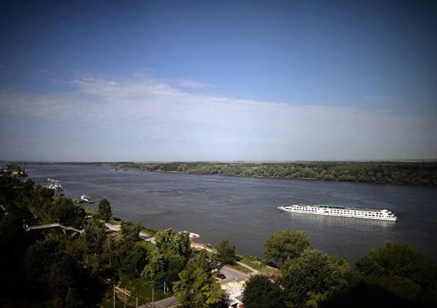 El sector búlgaro del Danubio