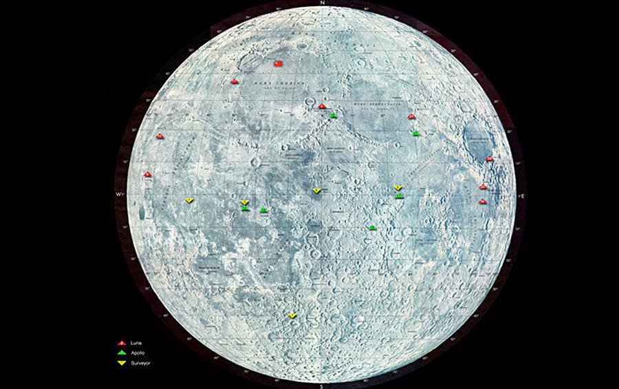 1066146463 ¿Llegó el hombre a la Luna? Aficionados lanzaran un satélite para comprobar