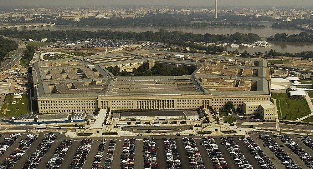 Pentágono, el Departamento de Defensa de EEUU (archivo)