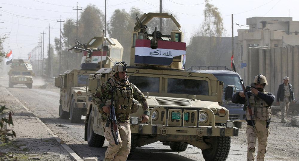 El ejército de Irak (archivo)