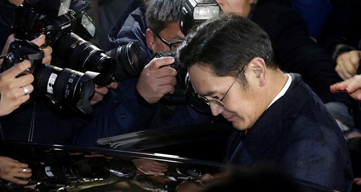 Lee Jae-yong, primer ejecutivo de Samsung Electronics