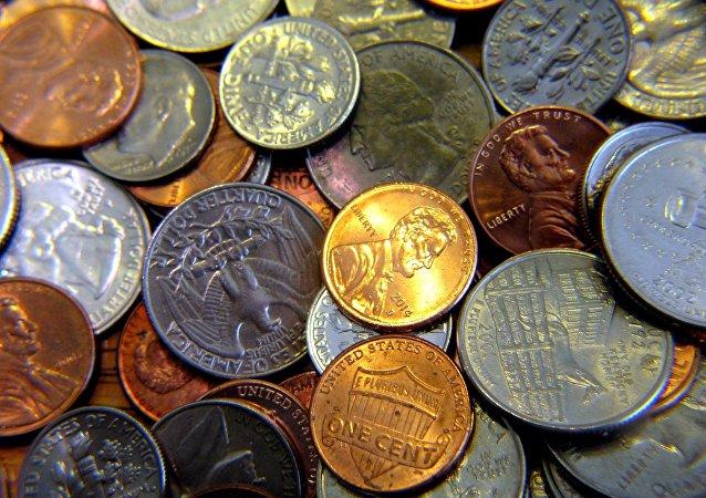 Las monedas de EEUU