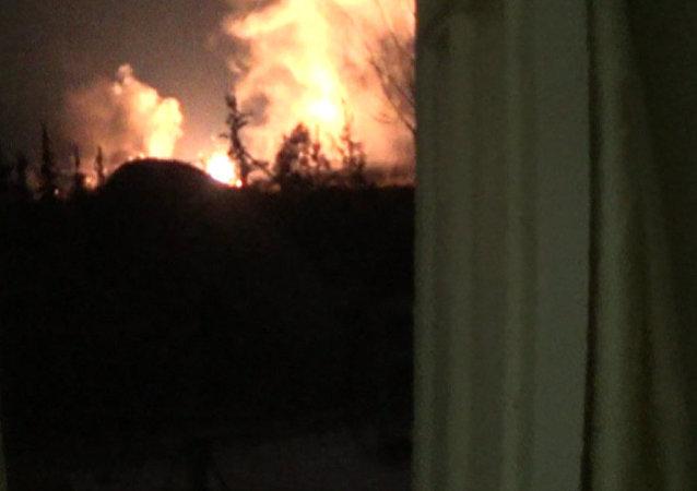 Israel bombardea un aeródromo militar cerca de Damasco