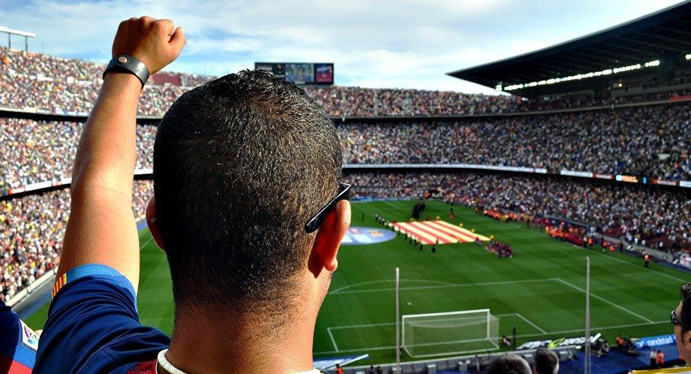 Aficionado de fútbol