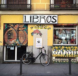 Una librería Libros