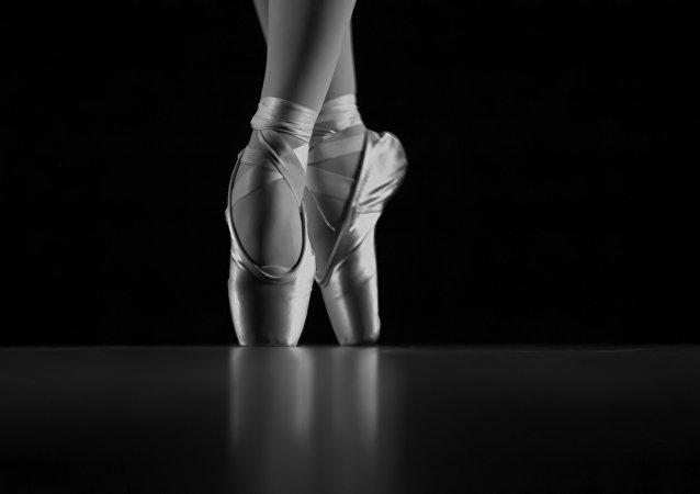 Zapatillas de ballet (archivo)