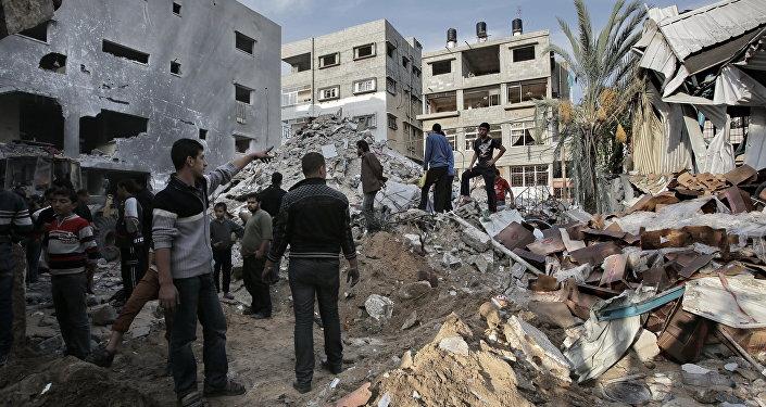 El conflicto palestino-israelí: ¿Quién apoya a quién