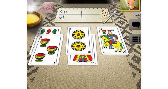 Captura de pantalla del juego Truco de Blyts