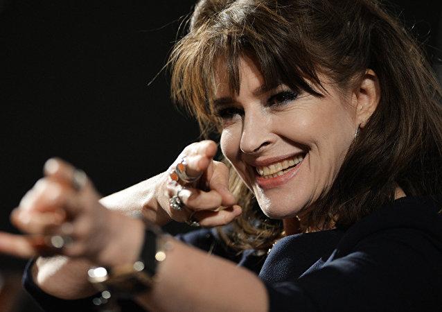 Fanny Ardant, actriz frances