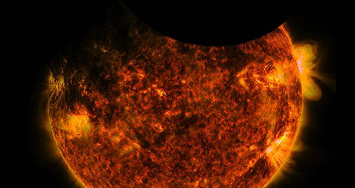 Un vistazo desde el cosmos: fenómenos espaciales indescriptibles