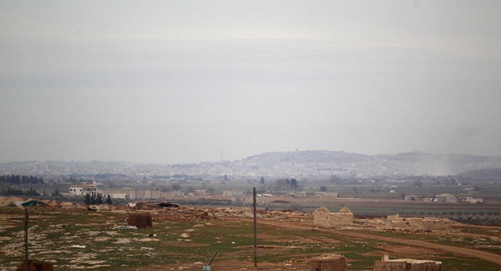 La ciudad siria de Al Bab (archivo)