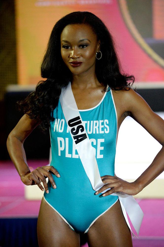 La belleza al descubierto: así fue el desfile en traje de baño del concurso Miss Universo