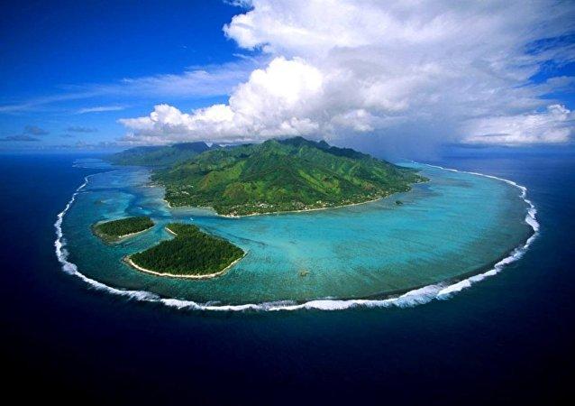 Islas de la Polinesia Francesa