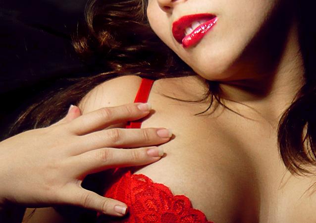 Una mujer sexy (archivo)