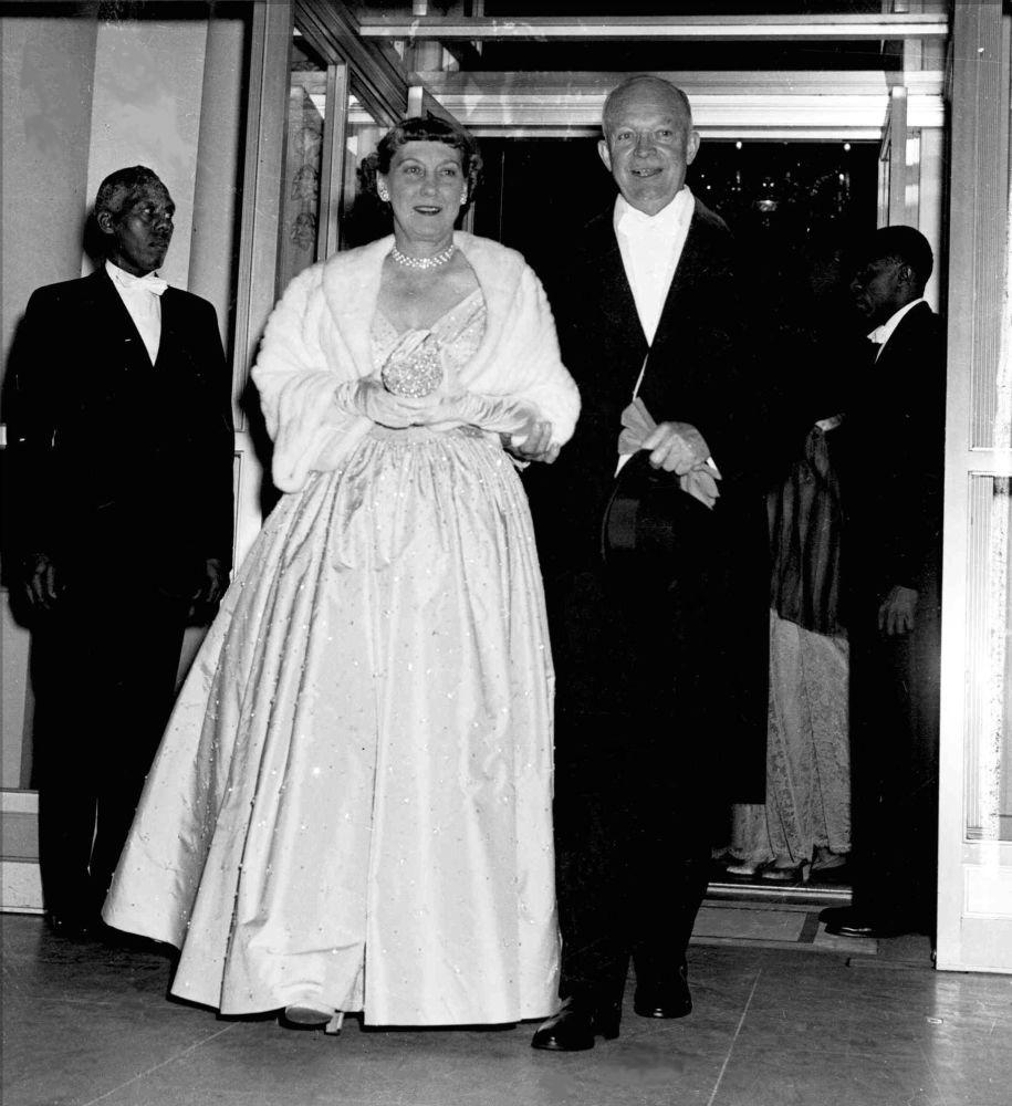 Clase y elegancia: los vestidos de las primeras damas de EEUU ...