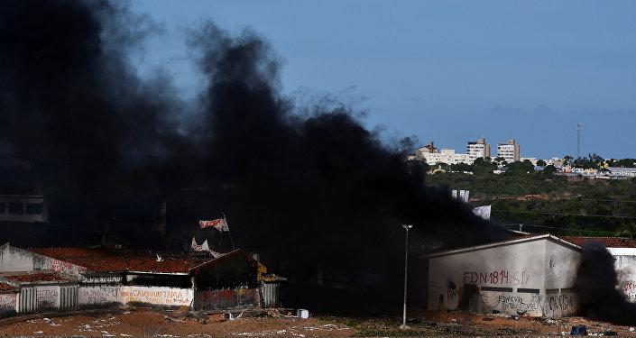 La situación en la prisión brasileña Alcacuz después de los nuevos efrentamientos