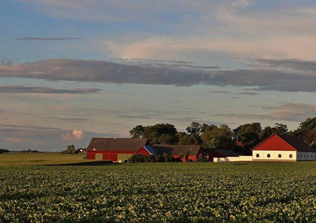 Una granja (archivo)