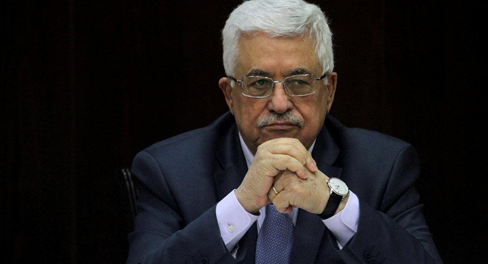 Mahmud Abás, líder palestino (archivo)