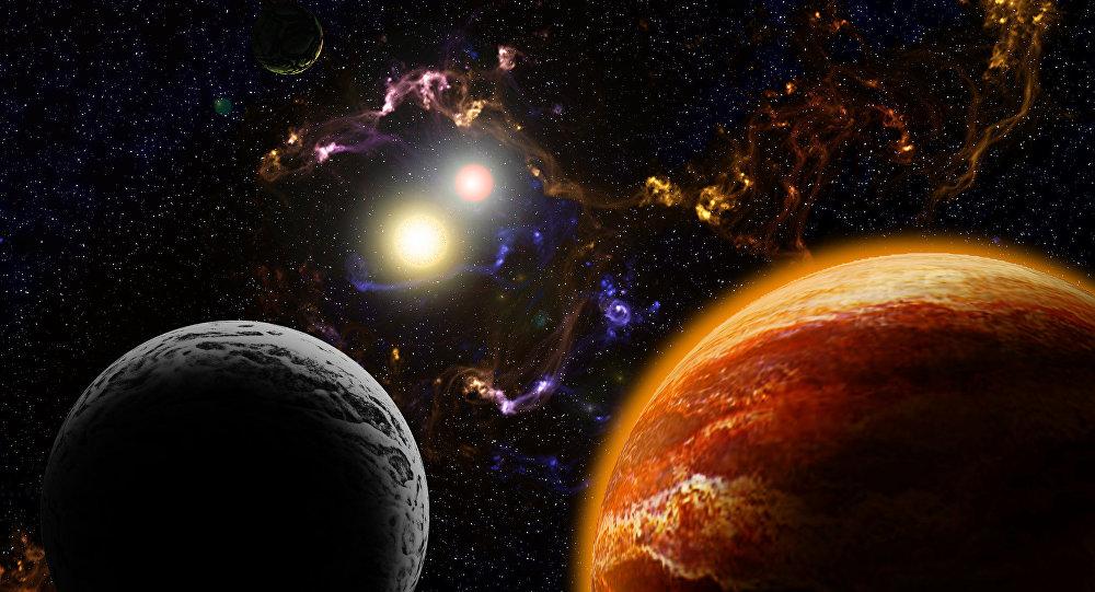 Resultado de imagen de Vida fuera de la Tierra en los planetas cercanos