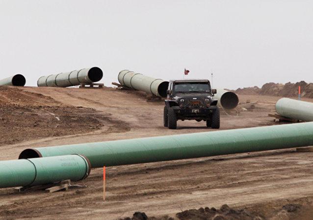 Oleoducto Dakota Access