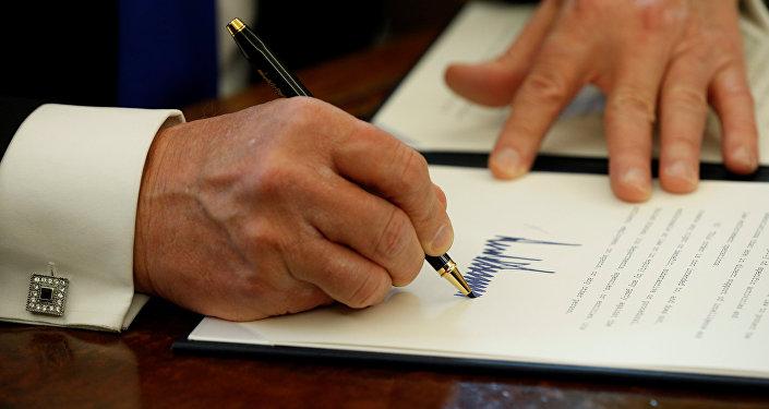 Donald Trump retira a EEUU del Acuerdo de Asociación Transpacífico (TPP)