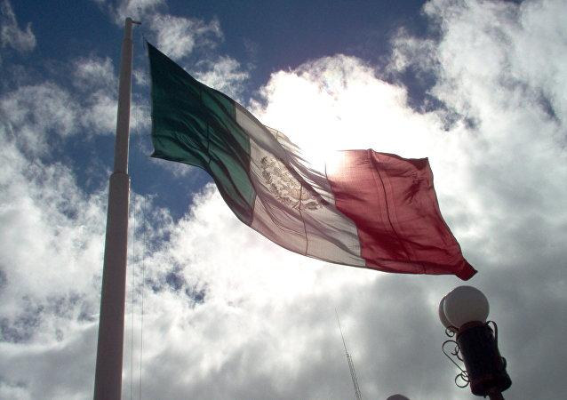 Bandera de México (archivo)