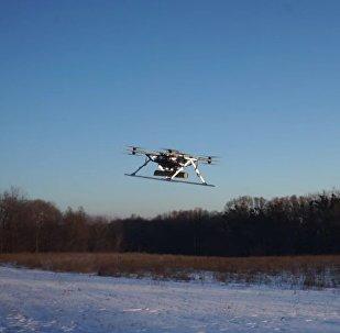 Dron Pesado Komandor