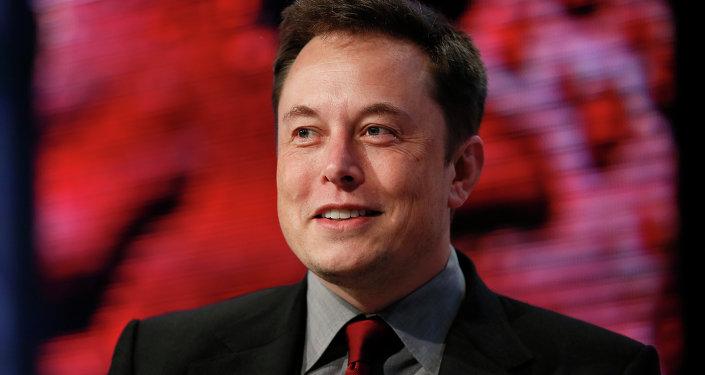 Elon Musk, empresario estadounidense (archivo)