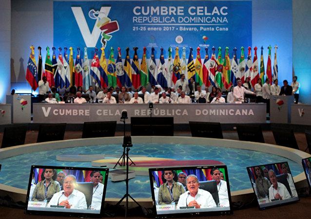 Cumbre de la CELAC en la República Dominicana