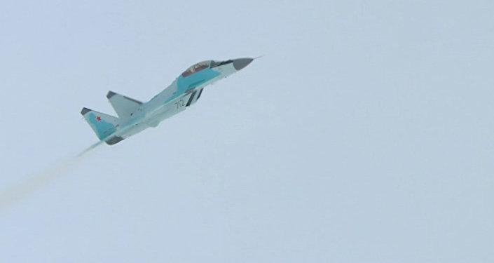 Vídeo exclusivo: primer vuelo del novedoso MiG-35 ruso