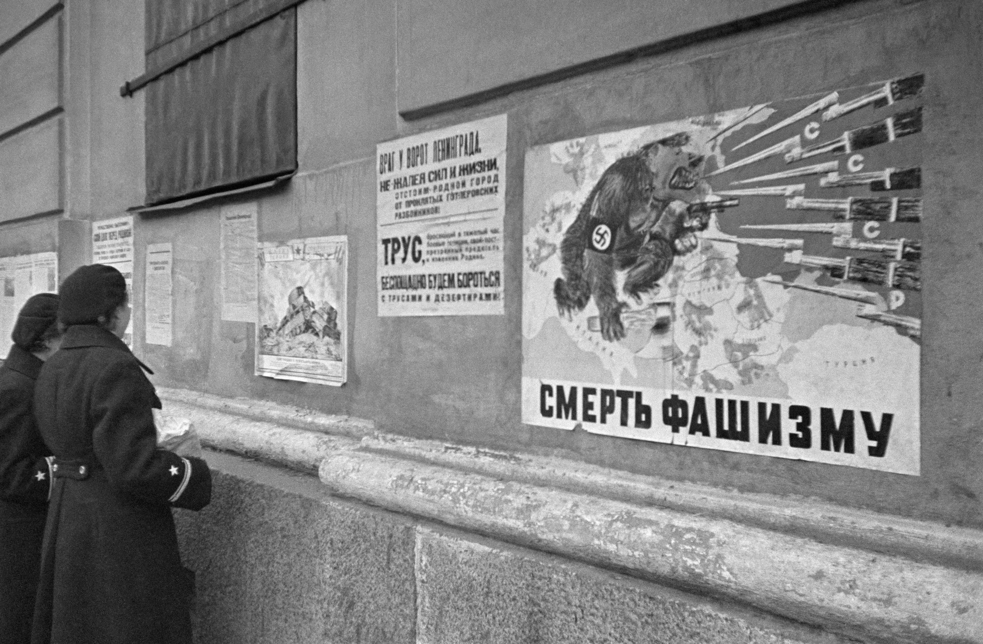 El Comité de archivo de San Petersburgo tiene previsto desclasificar 300 documentos secretos sobre el sitio de Leningrado