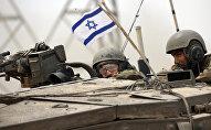 Soldados israelíes (imagen referencial)