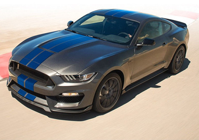 Ford 2017 Mustang
