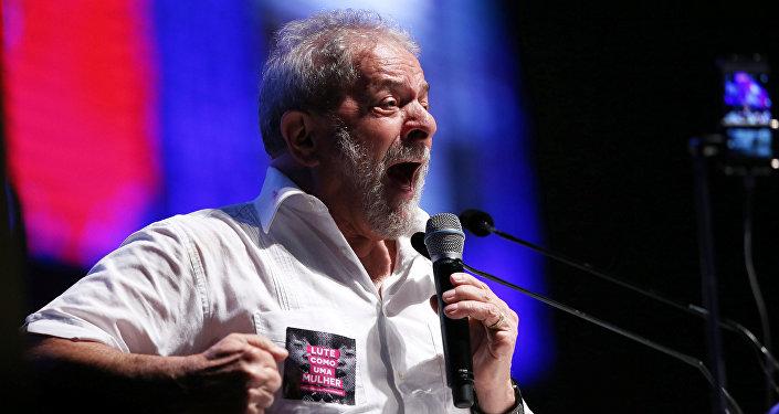Luiz Inácio Lula da Silva, expresidente de la República de Brasil (archivo)